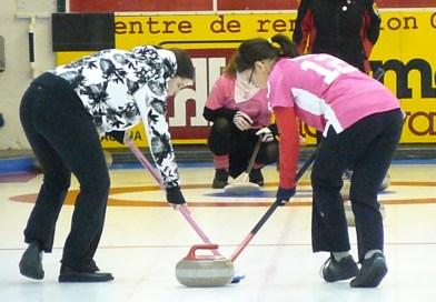 Cliniques d'initiation au curling