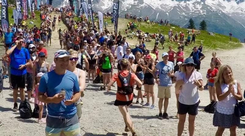 Marathon du Mont-Blanc : Portneuf relève le défi