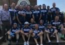 Une pause à Donnacona pour le Tour CIBC Charles-Bruneau