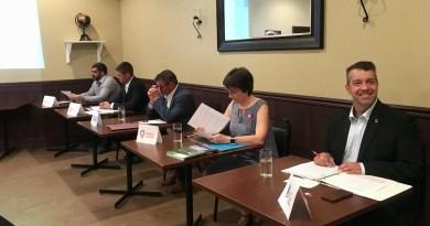 Économie : cinq candidats dans Portneuf s'expriment