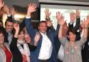Vincent Caron élu député dans Portneuf