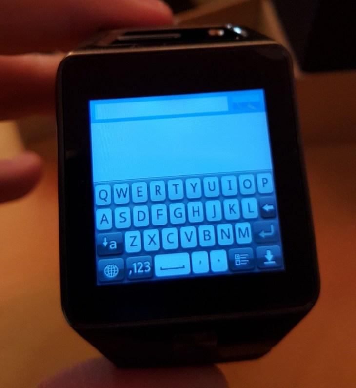 GV08S escribir mensaje SMS