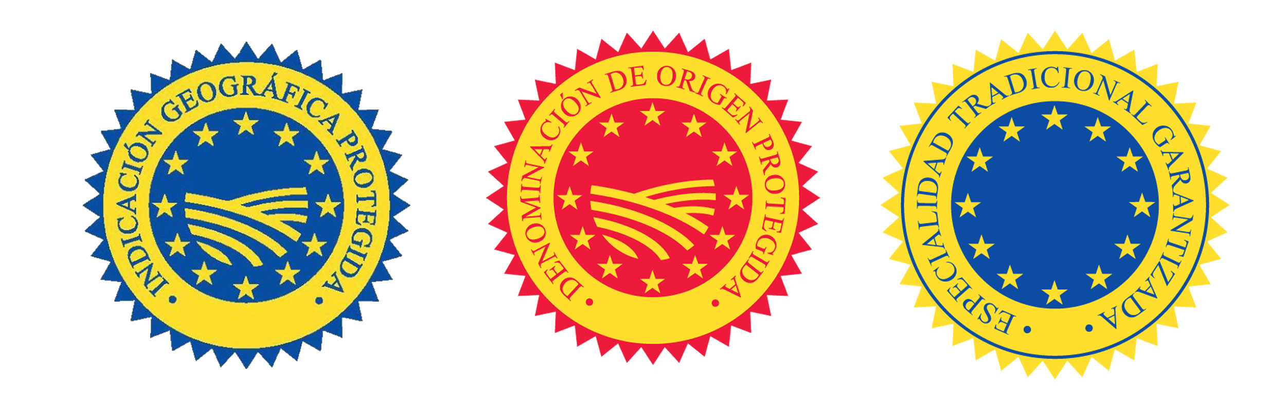 Logos IGP DOP ETG