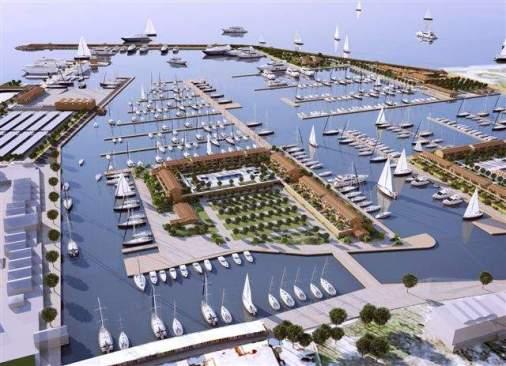 ambiente Castel Volturno: il porto, il contenzioso demaniale e la legalità   0007 prospettiva
