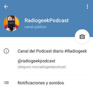 http://telegram.me/radiogeekpodcast