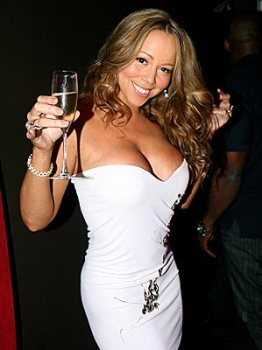 mariah carey 262x350 Mariah Carey Acceptance Speech