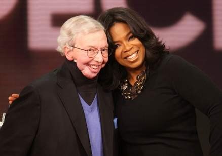 Oprah To Interview Roger Ebert
