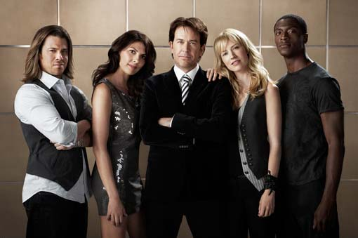 Leverage &#8211; TV Show and Contest