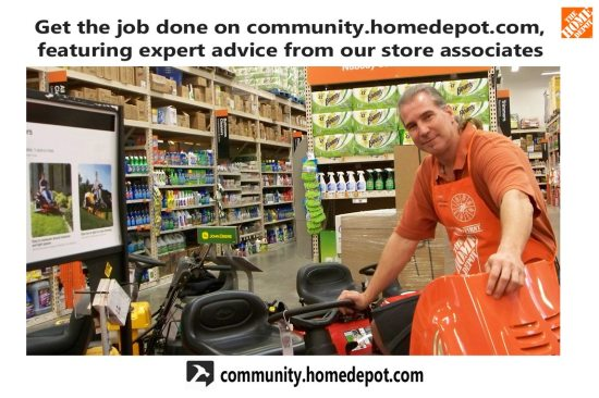 homedepot2 The Home Depot Launches How To Community for Do it Yourself Enthusiasts