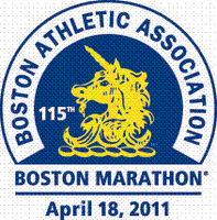 boston marathon 115 Boston Marathon 2011