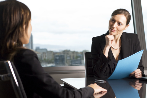 interview Non Verbal Communication During An Interview