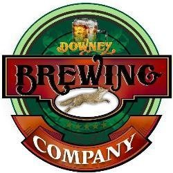 Downey Brewing logo My Carmageddon Oasis, Downey Brewing Company