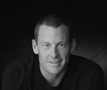 Lance Armstrong 350x293 Cancer Survivor   Part Four of Twelve: Lance Armstrong  A Cancer Survivors Perspective
