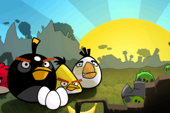 Angry Birds cutscene 350x233 Best Commercials Are From Google