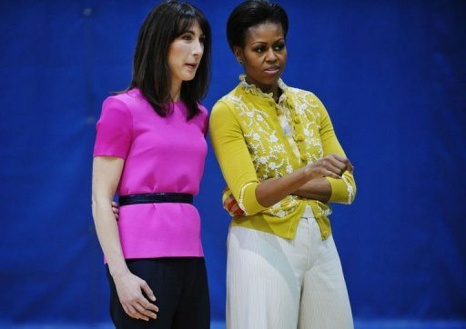Michelle Obama to lead delegation to London Olympics