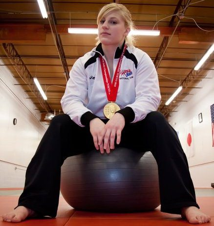 Kayla cover photo Olympic Profile: Kayla Harrison