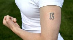 title ix tattoo 250x140 Nike Helps Us Celebrate Women [Title IX]