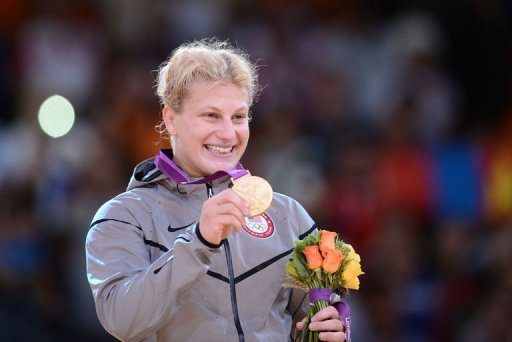 Kayla Harrison wins first judo gold for America