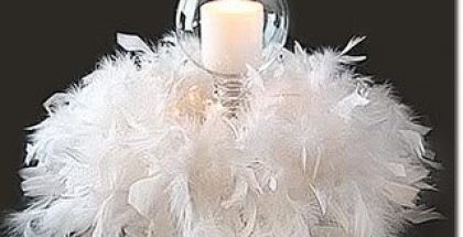 ostrich-feather-centerpiece