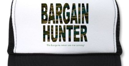 bargain-hunter