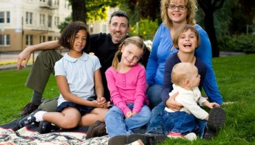 A_foster_family_with_children