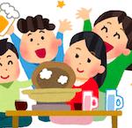 忘年会シーズンに最適【札幌はちきょうでのウエハース懇親会】