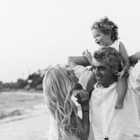 Bodrum Portrait Photographer :: R + M + S Family session