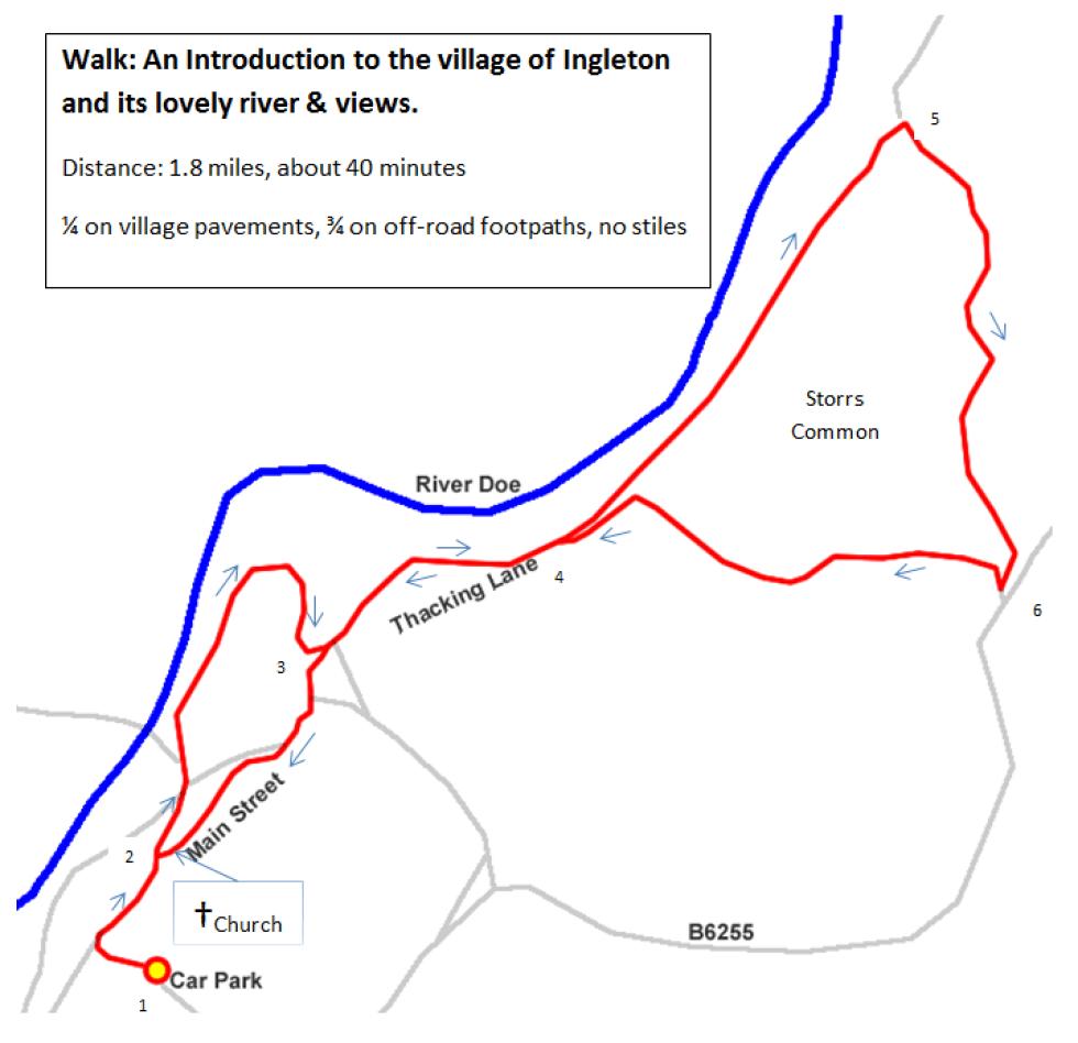 Introduction to Ingleton Walk
