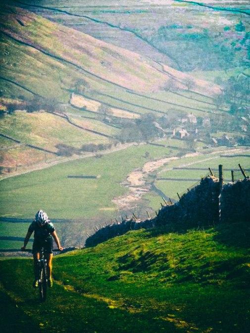 Ingleton, Yorkshire Dales mountain biking