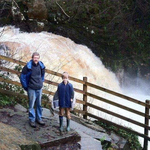 Awesome Waterfalls Walk