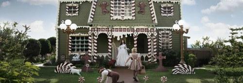 Medium Of Hansel And Gretel House