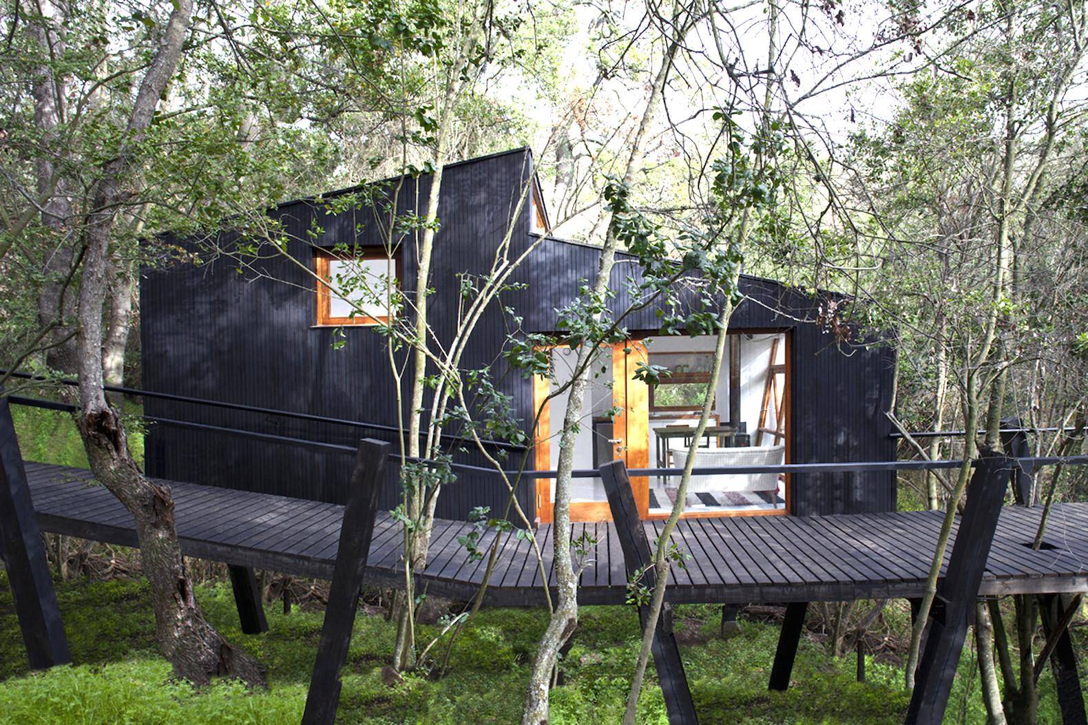 Fullsize Of House On Stilts