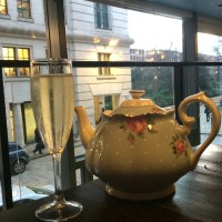 Afternoon tea at Bea's of Bloomsbury, St Paul's