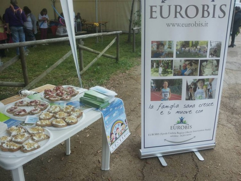 Idea #4: Epode Umbria Region Obesity Intervention Study