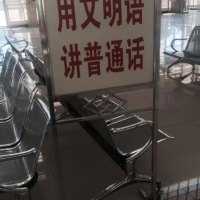 Hable una lengua civilizada, hable pǔtōnghuà