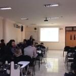 Suasana External Workshop hari pertama yang diikuti oleh semua lembaga, khusunya IT, yang ada dilingkungan Fakultas Kedokteran Udayana