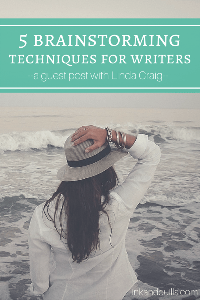 5 brainstorming techniques for writers