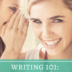 Writing 101: Let's Talk Dialogue
