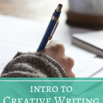 Intro to Creative Writing: A Free Mini-Workshop