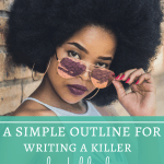 A Simple Outline for Writing a Killer Book Blurb