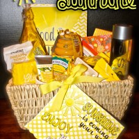 Gift of Sunshine! All Things Yellow Plus Free Printables!