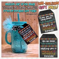 Teacher Gift Idea and Free Printable Gift Tags