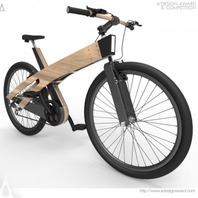 Lignum Nature Friendly E Bike by Yunus Emre Pektas - Turquía