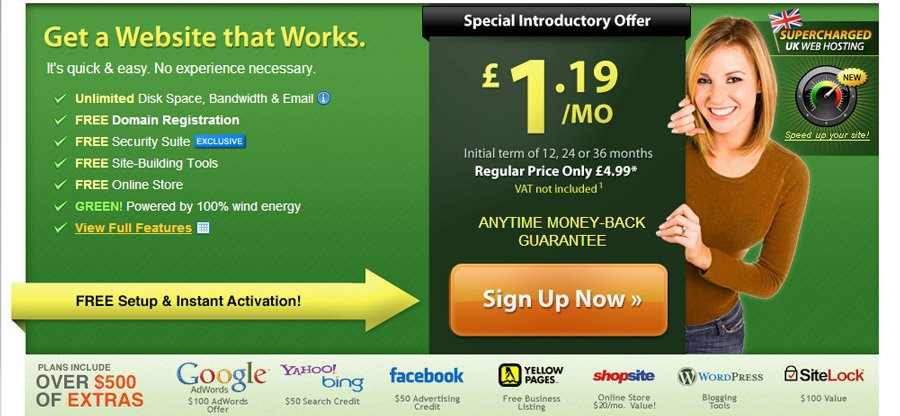 iPage Prices, Plans And features