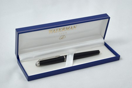Waterman Hemisphere Black ST