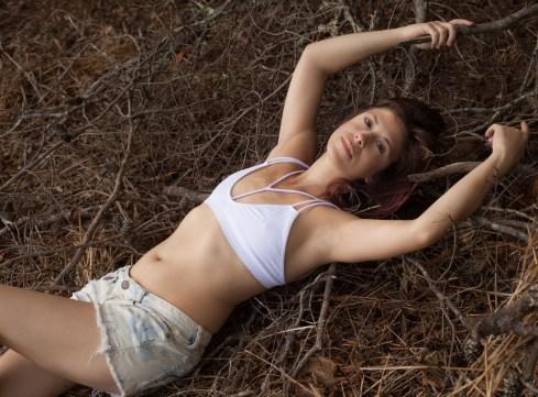 Cómodos y sensuales: los bra tops.