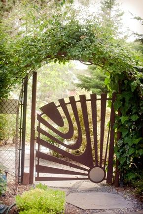 Greg Hawthorne gate