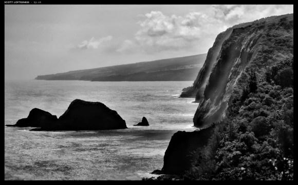 Awini Trail - Hawaii - 2013