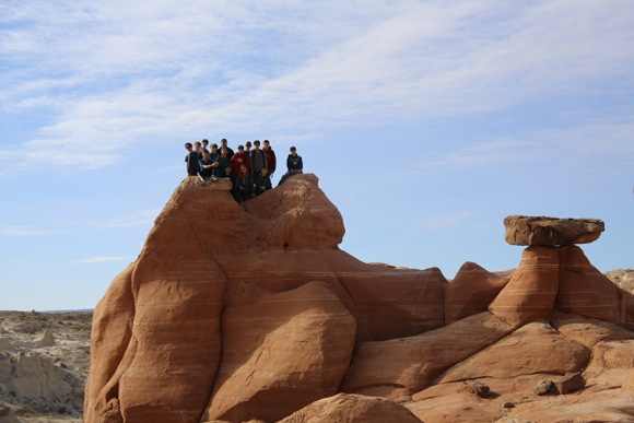Hillview School_Grand Canyon trip_second1
