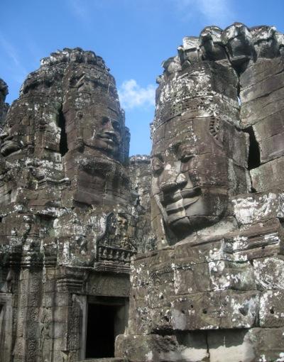 The Bayon_Angor Wat